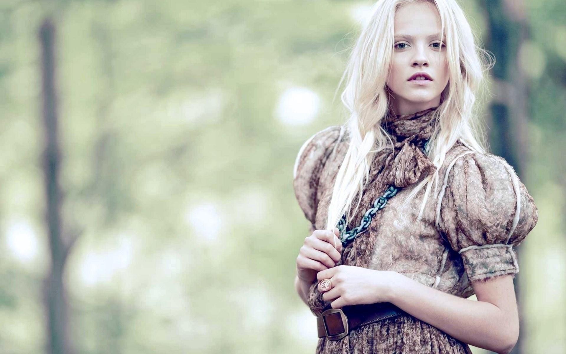 Gina Lapina Blonde Model Fashion Hd Wallpaper Heat Up Latin America